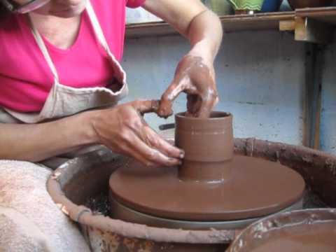 Making of Beer Steins