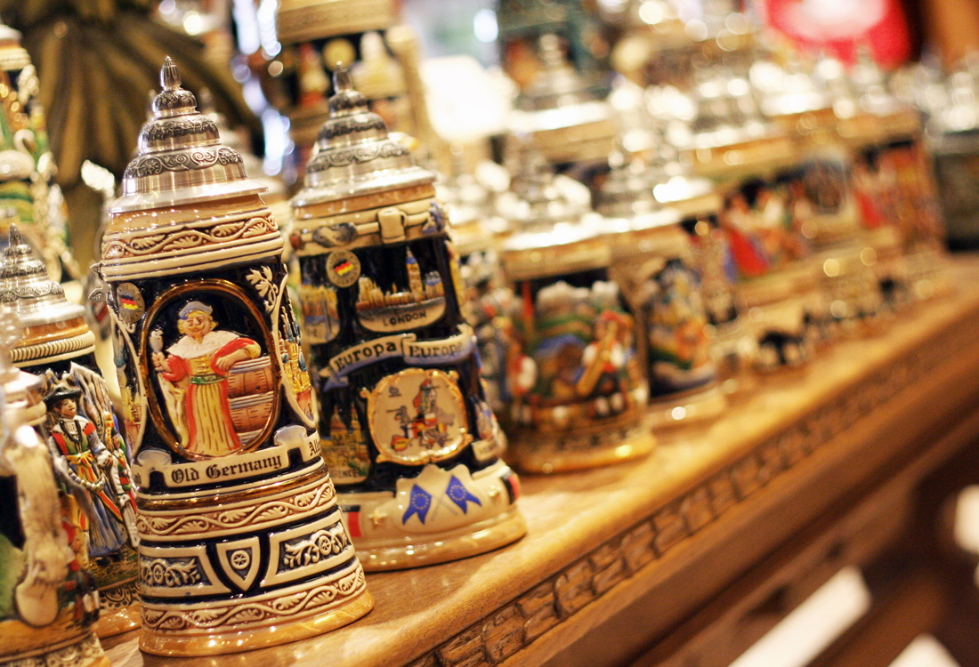 Beer Steins and German Culture