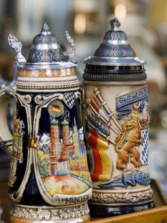 Beer Steins and German Culture