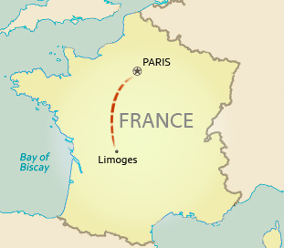 The Yearround Variety Festivals of Limoges