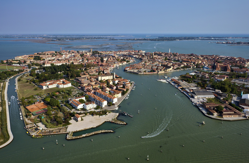 The Social and Cultural Life in Contemporary Murano