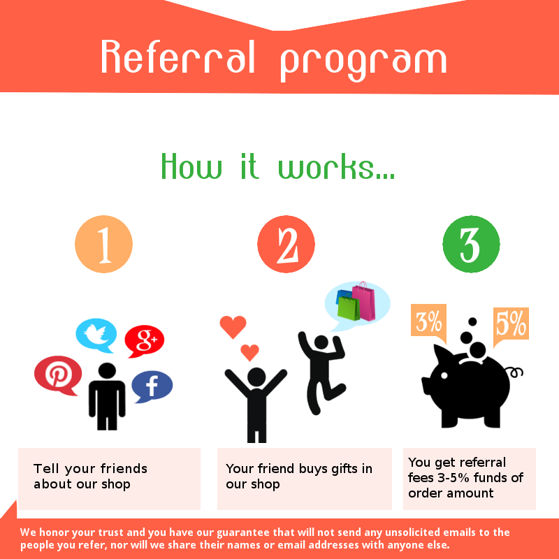 Referal Program