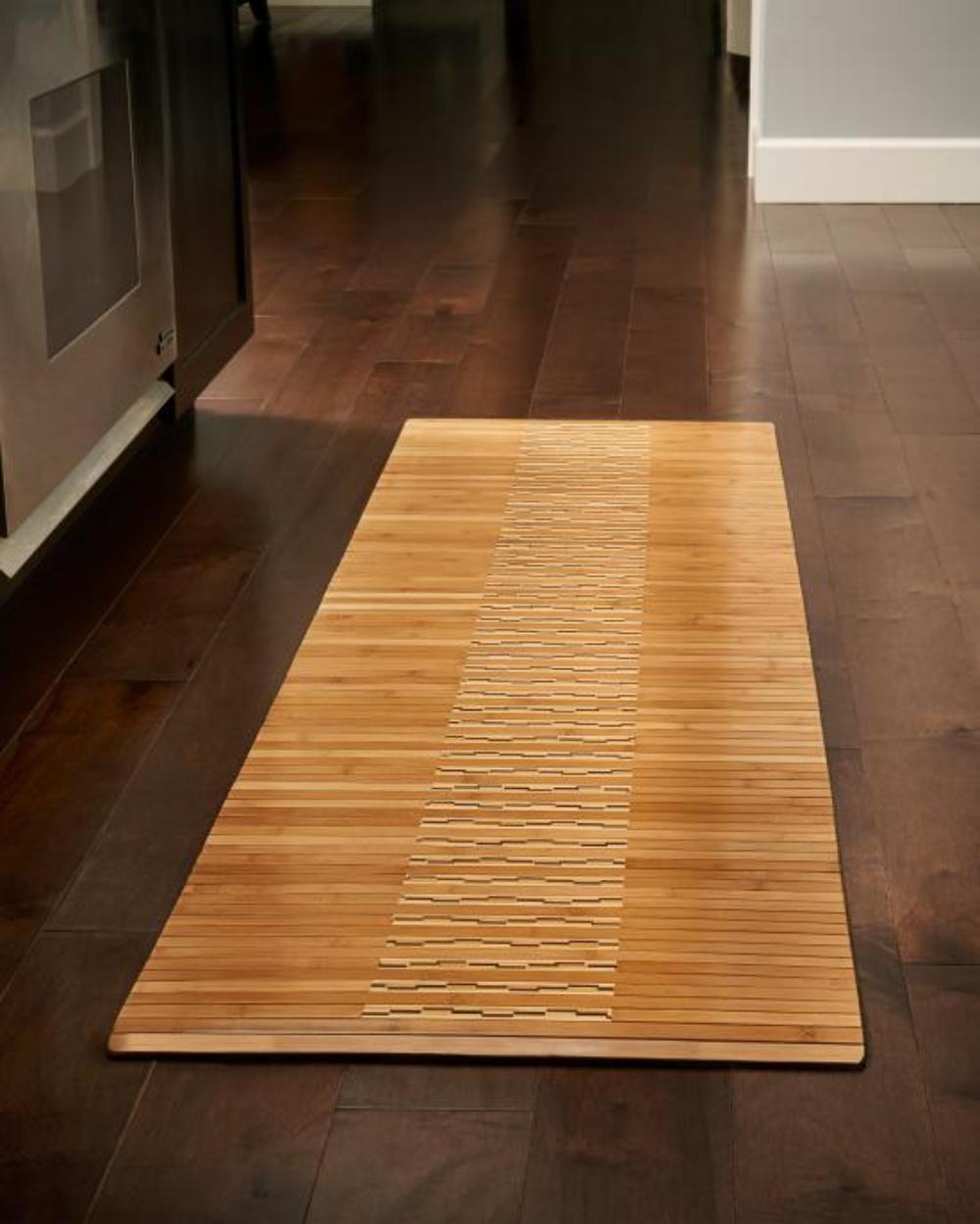 20' X 72' Bamboo Kitchen & Bath Mat