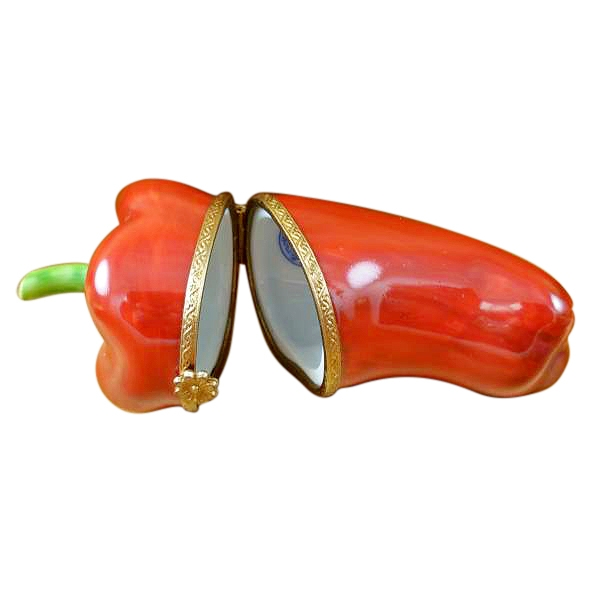 LARGE PEPPER-RED