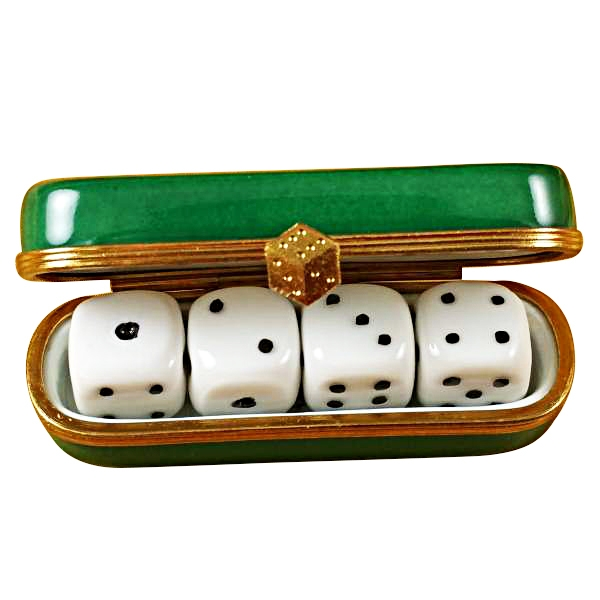 BOX WITH DICE