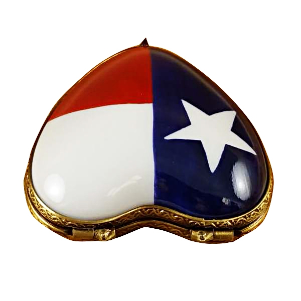 Heart - Texas flag