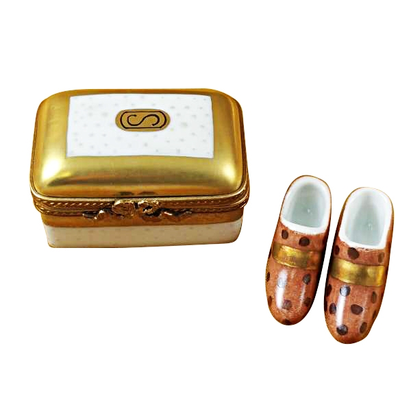 GOLD BOX W/SHOES