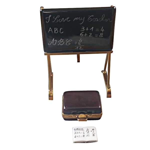 TEACHER'S BLACKBOARD