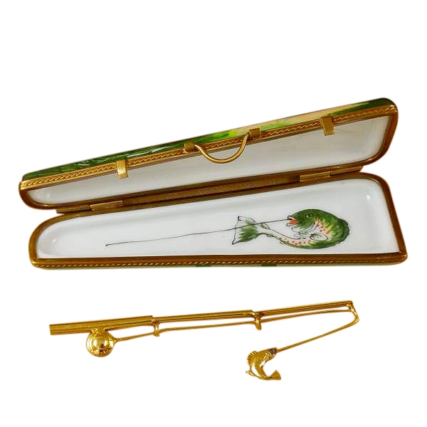 FISHING CASE W/ROD