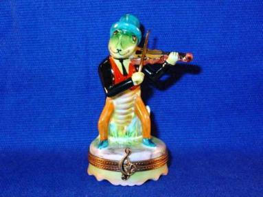 CRICKET WITH VIOLIN