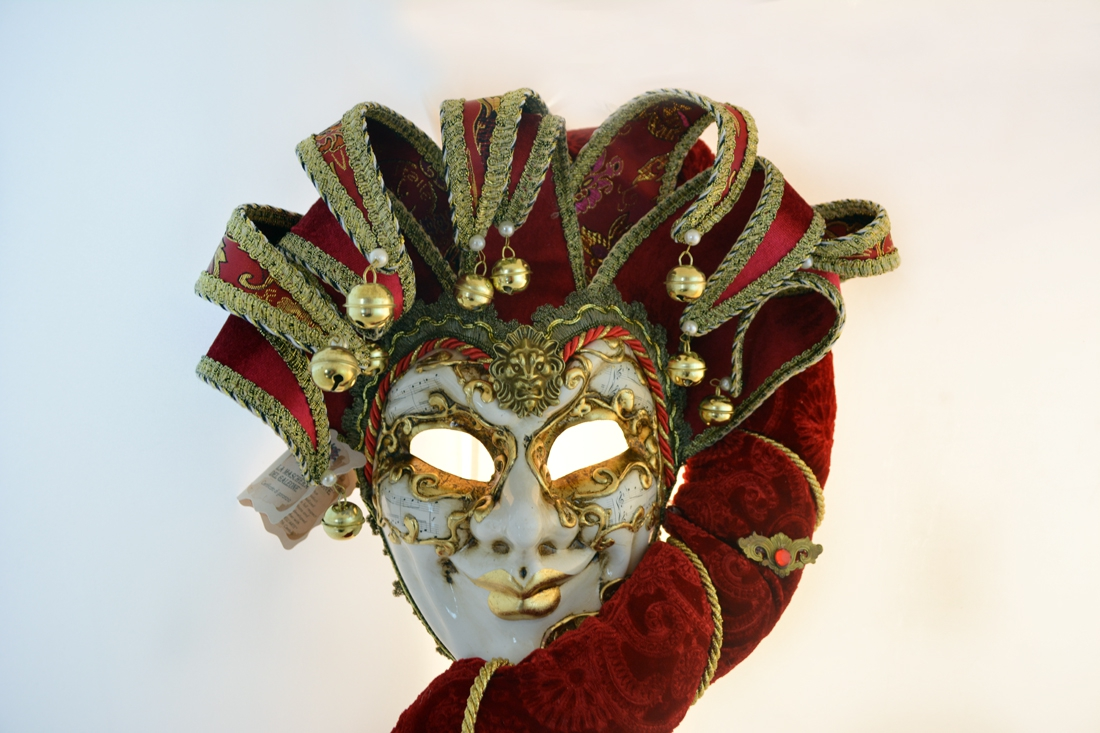 King's Jester Mask