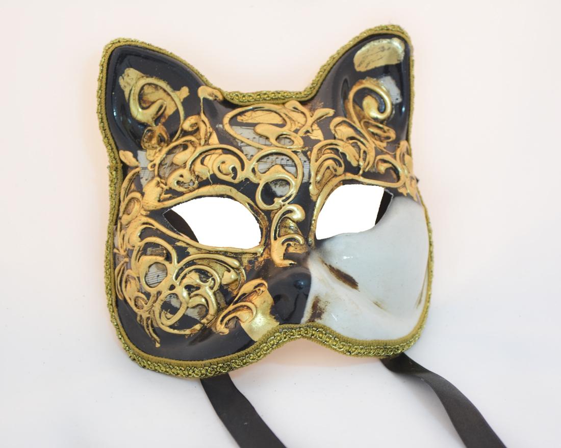 Venetian Masks › Venetian Masks › Special Offer › Cat Mask