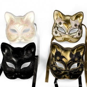 Cat Mask Brillantini