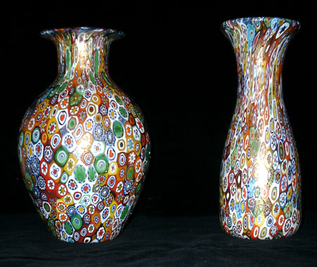 Murrina Vases