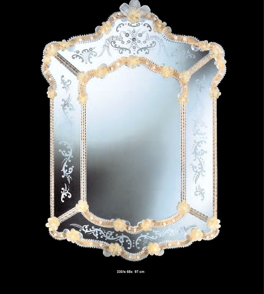 Murano glass mirror murano glass murano glass gifts co for Glass and mirror company