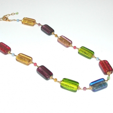 San Remo Necklace Spring