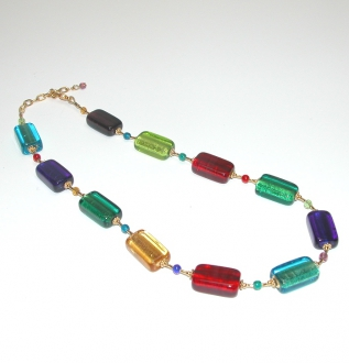 San Remo Necklace Winter