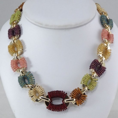 Jasmine  Necklace Multicolor