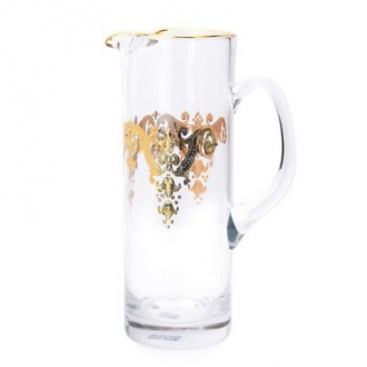 CJG72-Pitcher 24k Gold Artwork