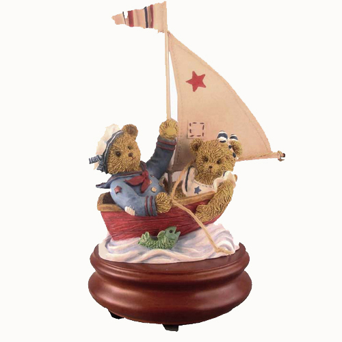 Musical Theady bears Designed By Adrienne Samuelson Catch The Wind