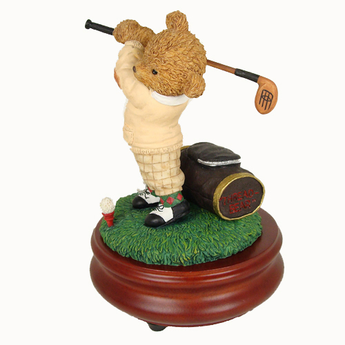 Musical Theady bears Designed By Adrienne Samuelson Perfect Swing