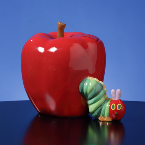 Very Hungry Caterpillar Musical Bank