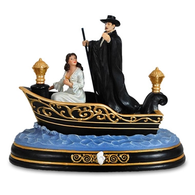 Phantom & Christine Journey to the Lair Figurine