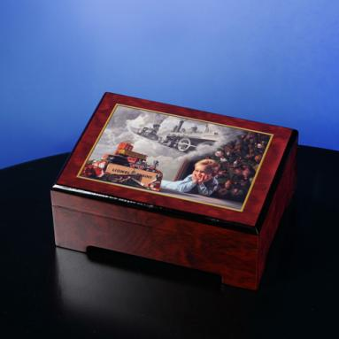 Byerley 'The General' Music Box
