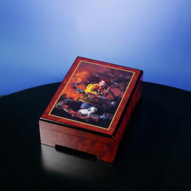 Byerley 'The Brigade' Music Box
