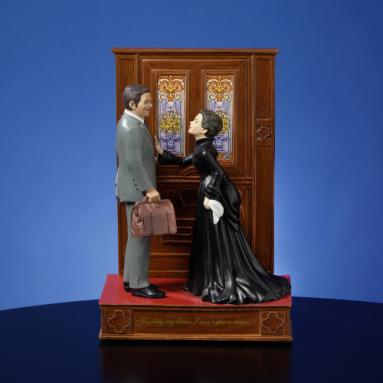 'Frankly My Dear' Figurine