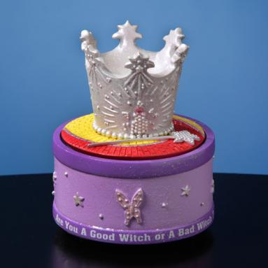 Crown Rotating Mini FIG