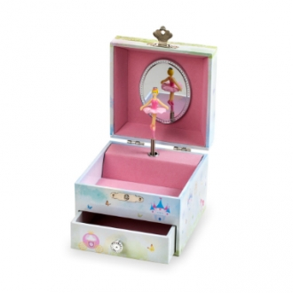 Princess Sweet Square Box