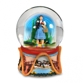 Dorothy in the Land of Oz 120mm Water Globe