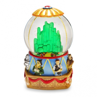 Hot Air Balloon 120mm Water Globe
