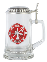 Starbottom Stein with Maltese Cross