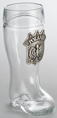 1.0L Boot With Poland Badge