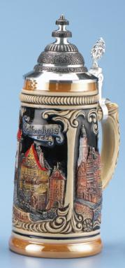 ROTHENBURG RELIEF STEIN