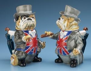 WINSTON CHURCHILL BULLDOG STEIN