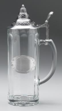 OPTIQUE STEIN W/ OVAL BADGE