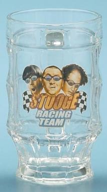 *THREE STOOGES RAGING TEAM MUG