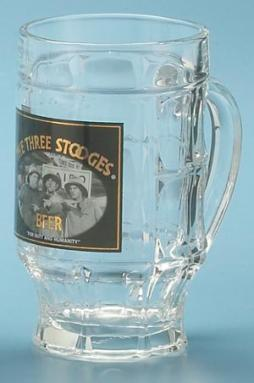 *THREE STOOGES BEER MUG