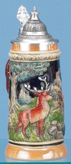 FOREST WILDLIFE STEIN