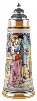 Hunters Kiss 2.0 L Stein, Multicolor