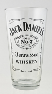 Jack Daniel's 20 oz Mixing Glass