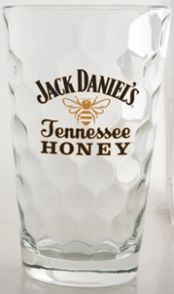 Jack Daniel's Tennessee Honey Tumbler Glass