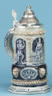PETER DUEMLER ROYALTY STEIN