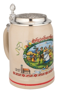 Tita Gronemeyer 0.5 L with Lid