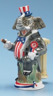 REPUBLICAN ELEPHANT STEIN