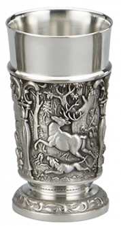 Deer Hunt Shot Glass