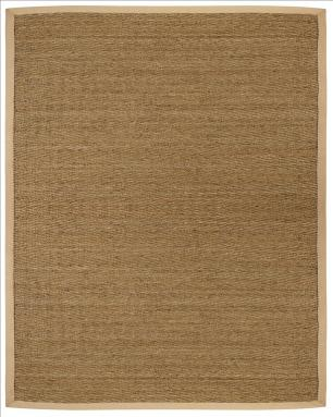 10'x14' Saddleback Seagrass Rug